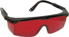 LaserVision Laserbrille rot