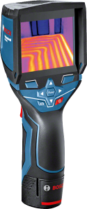 GTC 400 C Professional Wärmebildkamera 12V, 1,5Ah 0601083101