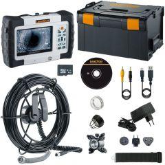 PipeControlMobil-Set Professionelles Rohr- und Gebäudeinspektionssystem