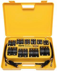 130002 Eskimo Set 1/8-2''/10-60mm Rohr-Einfriergerät für Kältemittel Kohlendioxid