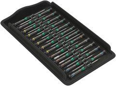 Kraftform Micro Big Pack 1 Elektroniker-Schraubendrehersatz, 25-teilig 05134000001