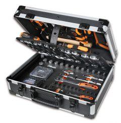 2056E Werkzeugkoffer163-Teilig