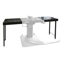 208475 Tisch-Verbreiterung für Bearbeitungstisch BAT, je 600 x 490 mm