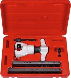 Taumel-Bördelgerät mit Matrize Zoll+mm 222401