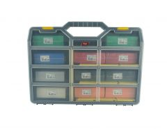 34550 Montageplatten Sortimentskoffer
