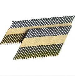 DNPT28R50HDZ 34° Feuerverzinkten Nägel 2,8 x 50mm 1100 Stück