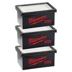 49902306 Hepa Filter 3 Stück für M12DE-M18-M28CPDEX und M18CDEX