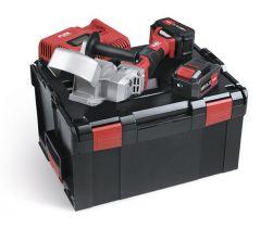 RFE 40 18.0-EC/5.0 Set Akku-Fräsmaschine für Dachrinnenmontage 18V 5.0Ah in L-Boxx