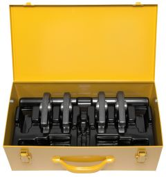 578295 Stahlblechkasten mit Einlage für Mini-Press Presszangen