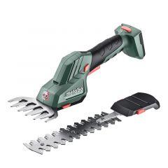 601608850 PowerMaxx SGS 12 Q Akku Strauch- und Grasschere 12 V ohne Akku und Ladegerät