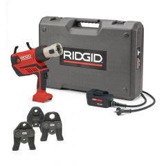 RP350-C Kit Standard 12 - 108 mm Presswerkzeug230V + 3 Backen M 15-18-22
