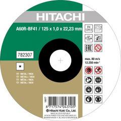 A60R-BF41 Trennscheibe für Edelstahl/Metall 125 x 1 mm pro 25 Stück