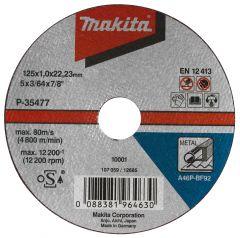 Trennscheibe Metall 125 x 22.2 mm 1 Stück
