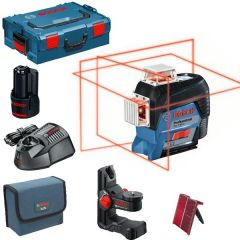 GLL 3-80 C Professional Linienlaser 12V, 2,0Ah 0601063R02