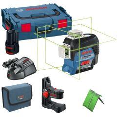 GLL 3-80 CG Professional Linienlaser 12V, 2,0Ah 0601063T00