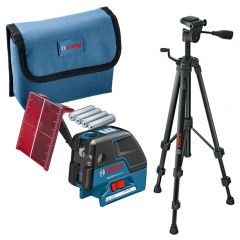 GCL 25 Professional Kombilaser + BS150  0601066B01