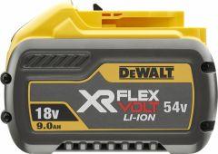 DCB547-XJ Akku-Pack FlexVolt,18/54V,9.0Ah,Li-Ion