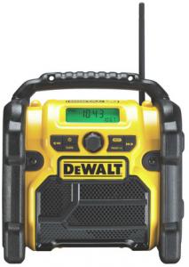 DCR020-QW Akku Baustellenradio DAB(+) 10.8-18 Volt