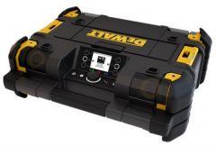 DWST1-81078 Baustellenradio Ladefunktion DAB+ Bluetooth
