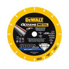 DT40255 Diamanttrennescheibe Metall 230 mm