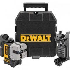 DW089K Selbstnivellierender Multilinien-Laser 3 Linien