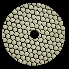 Diamantpolierscheibe trocken 125mm K1500