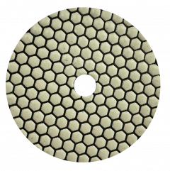 Diamantpolierscheibe trocken 125mm K3000