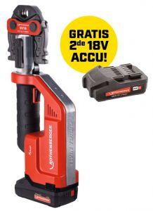 ROMAX Compact TT Pressmachine + Pressbacken-Set TH16-20-26