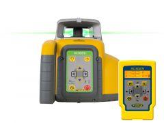HV302G Vielseitiger Horizontal- / Vertikallaser mit grünem Strahl + HR150U Empfänger