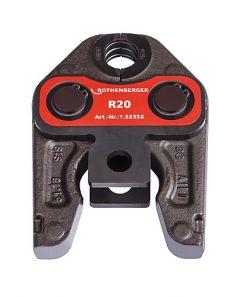 Pressbacke Standard R20 015335X