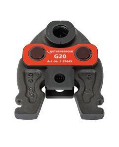 Pressbacke Compact G20 015364X