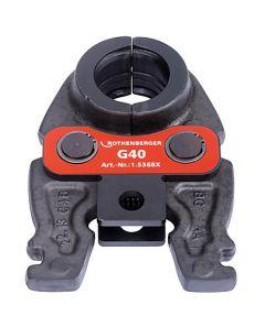 Pressbacke Compact G40 015368X