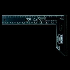 Präzisionswinkel mit Stahlblatt 300 mm 9045-B-300