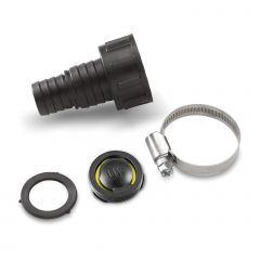 6.997-359.0 Pumpenanschlussstück inkl. Rückschlagventil, klein