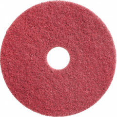 T17-RE Twisterpad rot - hart 430mm 2 Stück