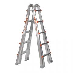 Teleskopleiter 4 x 5 Sprossen