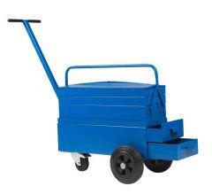90052 Wesmate CA Set Werkzeugtrolley