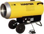 BLP103ET Gas Luftheizgerät 103kW 230 Volt