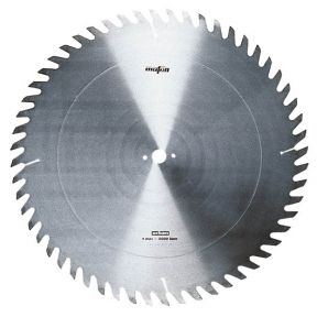 Sägeblatt-HM 250 x 1,8/2,8 x 30 mm, Z 68, FZ/TR, für Kunststoff- und Aluminium-Profile