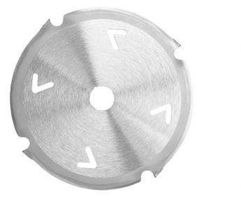 Sägeblatt-Diamant 160 x 2,4/3,0 x 20 mm, Z 4, FZ/TR, für zementgebundene Werkstoffe