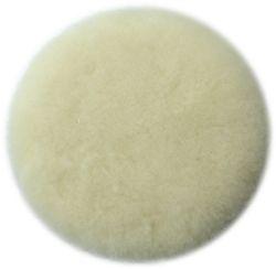 23600 Lammfellpads, superfein 200mm (2st) Weiss