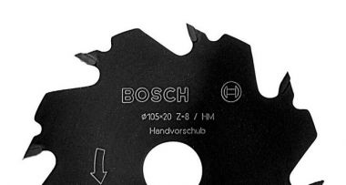 Scheibenfräser für GFF22A,105mm,8T 3608641013