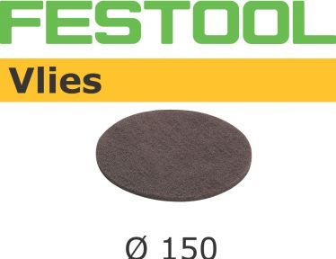 Schleifvlies STF D150 SF 800 VL/10 201128
