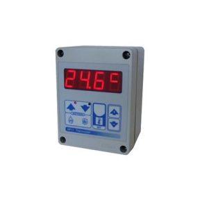 Elektronisches THD-Thermostat mit Leitung 5 mtr