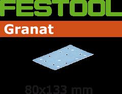 Schleifstreifen STF 80x133 P40 GR50 497117