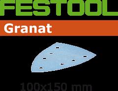 Schleifblätter STF DELTA/7 P180 GR/100 497140
