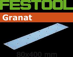 Schleifstreifen STF 80x400 P320 GR/50 497164