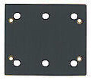 Schleifplatte mit Kletthaftung, 114x112mm, FSR 200 Intec