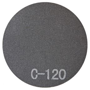27012 Schmirgel K120, 6er-Pack