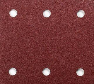 Schleifblatt 102x114 mm Korn 60 RED 10 Stk.